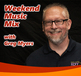 KCFY WEEKEND MUSIC MIX - Greg Myers