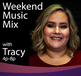 KCFY WEEKEND MUSIC MIX - Tracy Escamilla